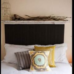 Guest Bedroom Bed Head